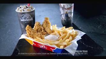 Dairy Queen $5 Buck Lunch TV Spot, 'Jurassic World' - Thumbnail 7