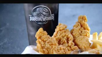 Dairy Queen $5 Buck Lunch TV Spot, 'Jurassic World' - Thumbnail 8