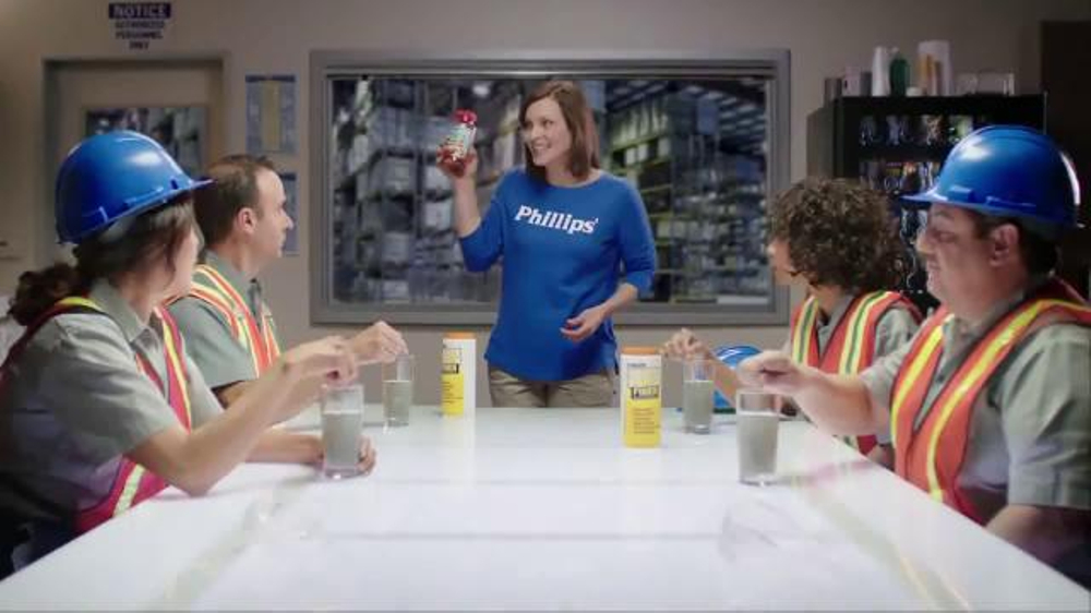 Phillips Fiber Good Gummies TV Commercial, 'Construction Workers'