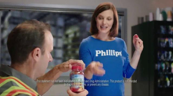 Phillips Fiber Good Gummies TV Spot, 'Construction Workers' - Thumbnail 4