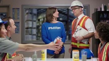 Phillips Fiber Good Gummies TV Spot, 'Construction Workers' - Thumbnail 7