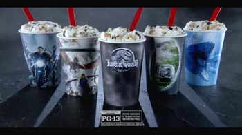 Dairy Queen Jurassic Smash Blizzard TV Spot, 'Jurassic World' - Thumbnail 8