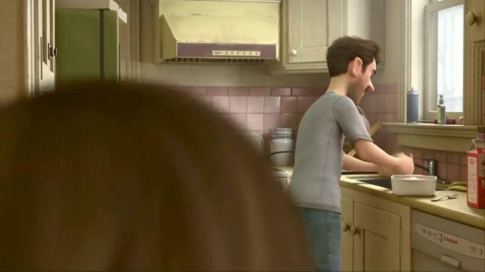 Clorox Tv Commercial Disney Pixar Inside Out Dinner