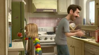 Clorox TV Spot, 'Disney Pixar: Inside Out: Dinner' - Thumbnail 2