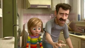 Clorox TV Spot, 'Disney Pixar: Inside Out: Dinner' - Thumbnail 3