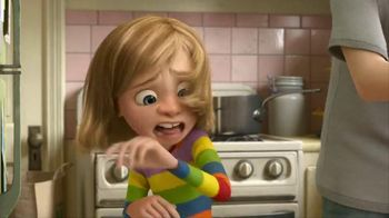 Clorox TV Spot, 'Disney Pixar: Inside Out: Dinner'