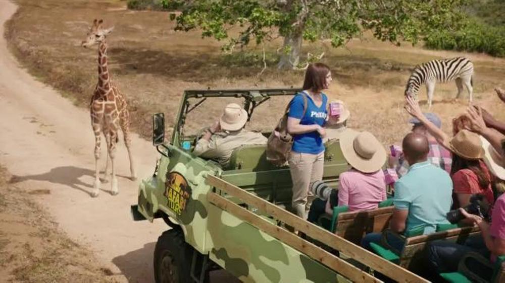 Phillips Relief Colon Health Tv Commercial Jeep Safari