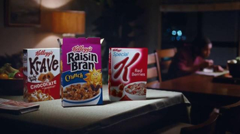 Kellogg's TV Spot, 'An Evening Snack' Song by Chilly Gonzales - 1689 commercial airings