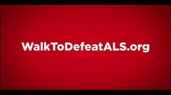 ALS Association TV Spot, 'Walk to Defeat ALS' - Thumbnail 9