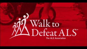 ALS Association TV Spot, 'Walk to Defeat ALS' - Thumbnail 8