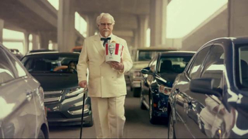KFC TV Spot, 'Bucket in My Hand' Featuring Darrell Hammond - 301 commercial airings