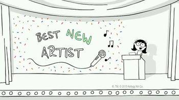 Pop-Tarts TV Spot, 'Best New Artist'