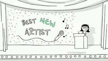 Pop-Tarts TV Spot, 'Best New Artist' - Thumbnail 2