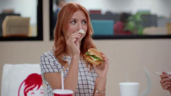 Wendy's Crispy Dill Chicken TV Spot, 'Pickle People' - Thumbnail 2