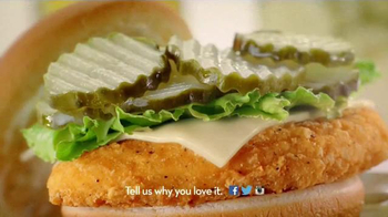 Wendy's Crispy Dill Chicken TV Spot, 'Pickle People' - Thumbnail 7