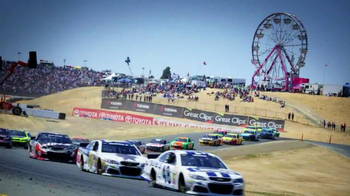 Sonoma Raceway TV Spot, 'The Good Times' - 2 commercial airings