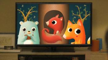 Ritz Crackers TV Spot, 'Cartoon Squirrel Movie' - Thumbnail 3