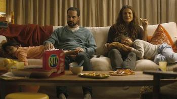 Ritz Crackers TV Spot, 'Cartoon Squirrel Movie' - Thumbnail 4