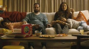 Ritz Crackers TV Spot, 'Cartoon Squirrel Movie' - Thumbnail 5