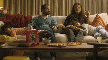 Ritz Crackers TV Spot, 'Cartoon Squirrel Movie' - Thumbnail 7