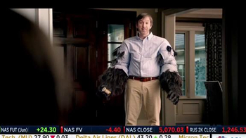 FINRA BrokerCheck TV Spot, 'Gorilla Arms' - 863 commercial airings