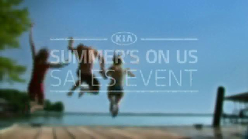 Kia Summer's On Us Sales Event TV Spot, 'Best Summer Ever' - Thumbnail 3