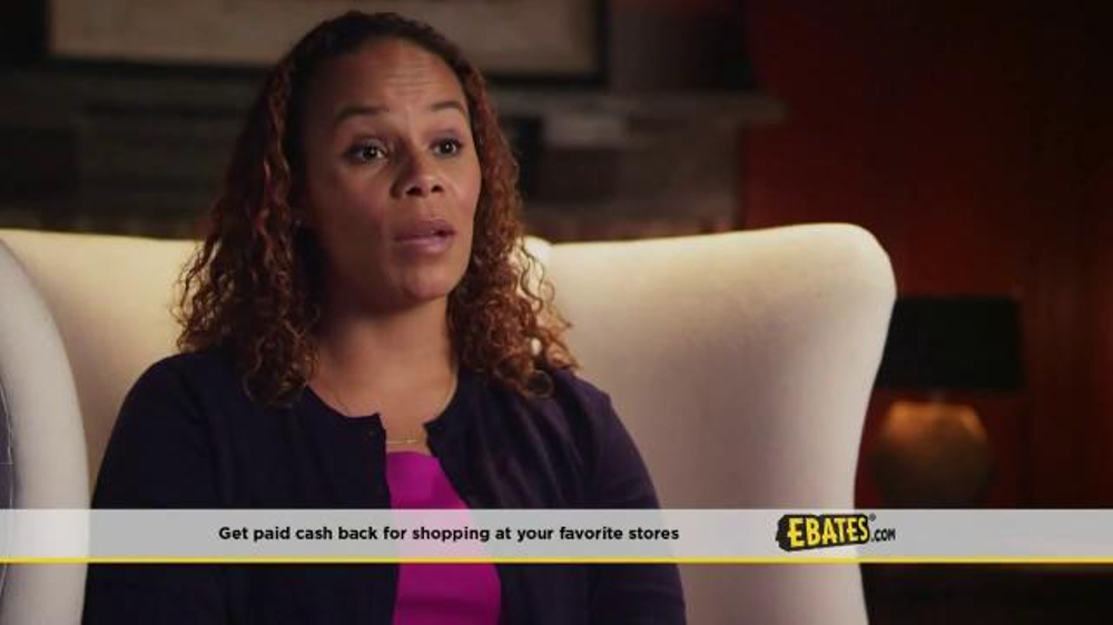 Ebates TV Commercial, 'Thousands of Stores'