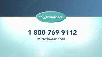 Miracle-Ear TV Spot, 'Nationwide' - Thumbnail 10