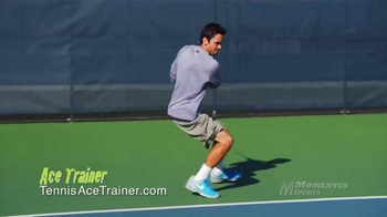 Momentus Sports Ace Trainer TV Spot, 'Stay in Touch' Ft. Nick Bollettieri - Thumbnail 10