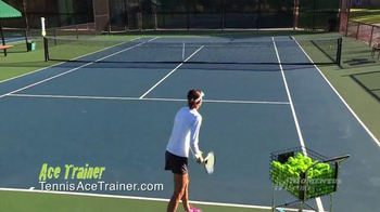 Momentus Sports Ace Trainer TV Spot, 'Stay in Touch' Ft. Nick Bollettieri - Thumbnail 4