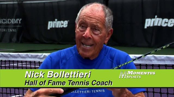 Momentus Sports Ace Trainer TV Spot, 'Stay in Touch' Ft. Nick Bollettieri - Thumbnail 5