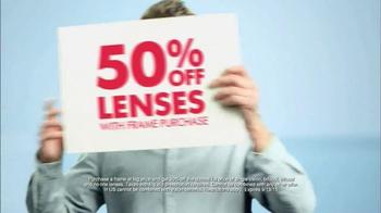 LensCrafters TV Spot, 'Update' - Thumbnail 4