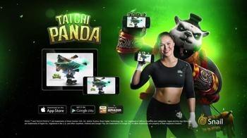 Taichi Panda TV Spot, 'The Warrior's Path' Featuring Ronda Rousey - Thumbnail 8