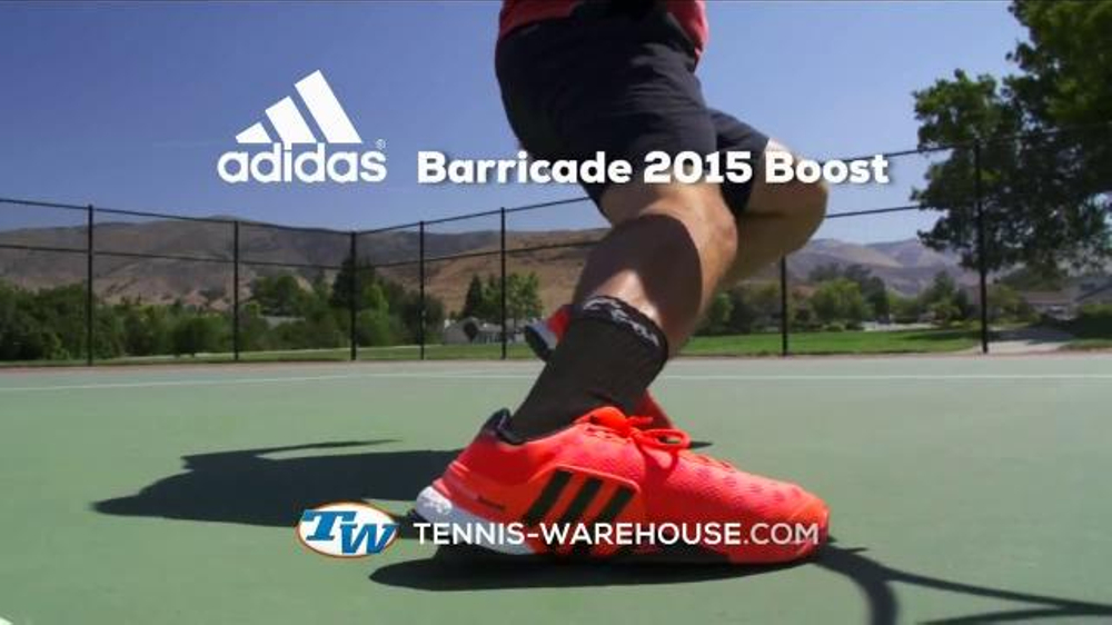 Tennis Warehouse TV Commercial, 'First Tennis Shoe'