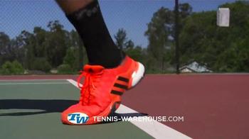Tennis Warehouse TV Spot, 'First Tennis Shoe' - Thumbnail 3