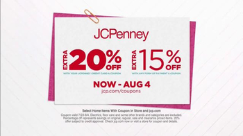 JCPenney Home Sale TV Spot, 'Hurry to Save Big' - Thumbnail 5