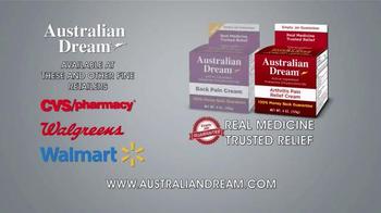 Australian Dream TV Spot, 'The Faces of Arthritis' Featuring Chuck Woolery - Thumbnail 6
