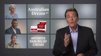 Australian Dream TV Spot, 'The Faces of Arthritis' Featuring Chuck Woolery - Thumbnail 5