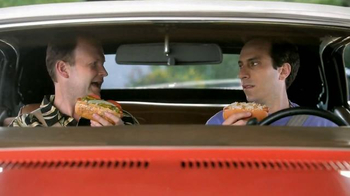 Sonic Drive-In Hot Dogs TV Spot, 'Favorite Hot Dog' - 3844 commercial airings