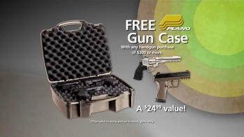 Bass Pro Shops NRA Freedom Days TV Spot, 'Handguns' - Thumbnail 5