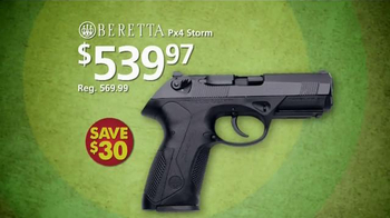 Bass Pro Shops NRA Freedom Days TV Spot, 'Handguns' - Thumbnail 7