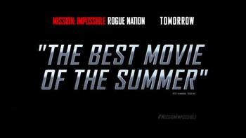 Mission: Impossible - Rogue Nation - Alternate Trailer 50