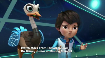 Disney Channel Miles From Tomorrowland Sweepstakes TV Spot, 'Missions' - Thumbnail 2
