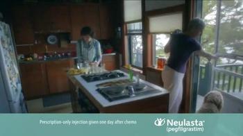Neulasta TV Spot, 'Sisters' - Thumbnail 6