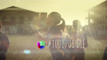 Univision TV Spot, 'Todo es posible: Respeto' [Spanish] - Thumbnail 10