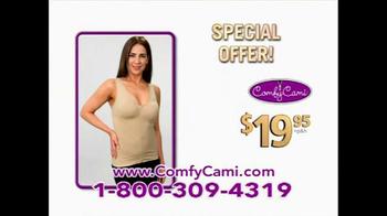 Comfy Cami TV Spot, 'Slim Down Shirt' - Thumbnail 8