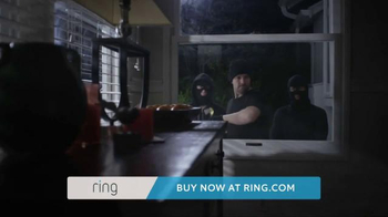 Ring Video Doorbell TV Spot, 'Home Burglary' - Thumbnail 1