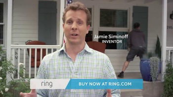 Ring Video Doorbell TV Spot, 'Home Burglary'