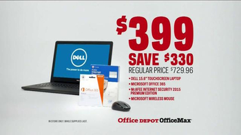 Office Depot TV Spot, 'Gear Up for Gym a Little Differently This Year' - Thumbnail 5