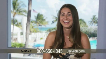 Wen Hair Care By Chaz Dean TV Spot, 'Summer Hair' - 51 commercial airings